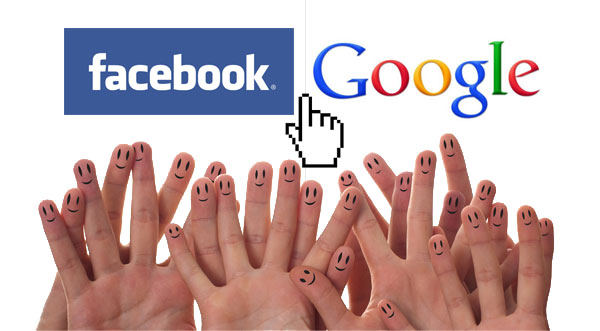 facebook and google marketing campaign